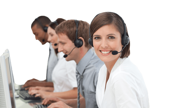 Real People as Chat Operators