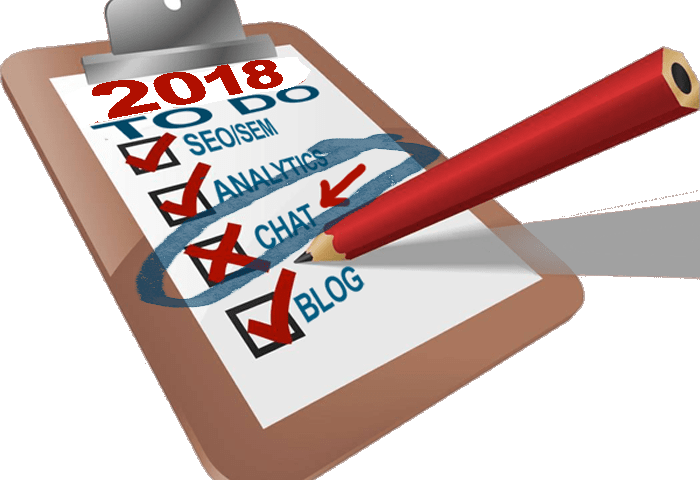 2018 Online Marketing Checklist for Law Firms