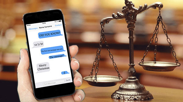 SMS Text to Chat for Law Firms