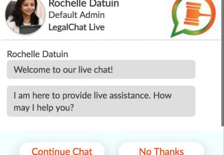 Advanced Chat for Law Firms